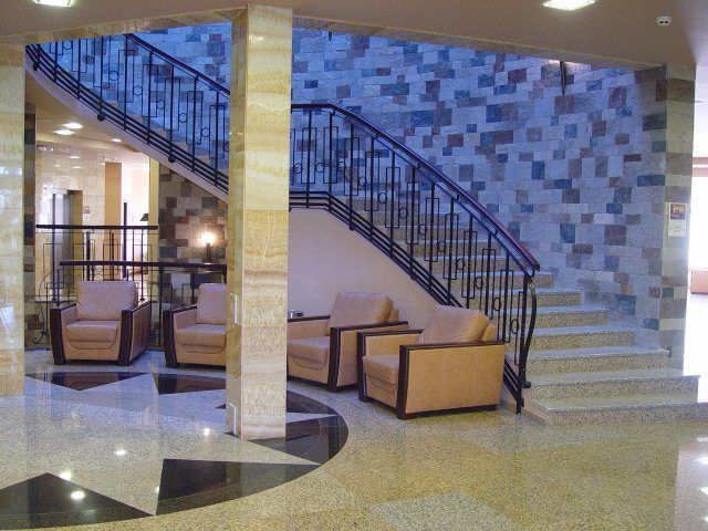 Orphey Hotel - Mezzanine bar